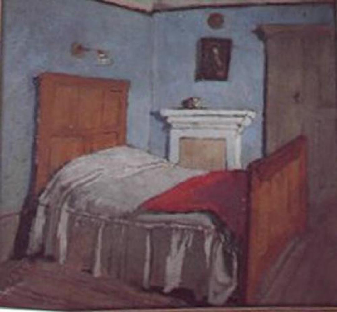 Stanza da letto a Drusacco