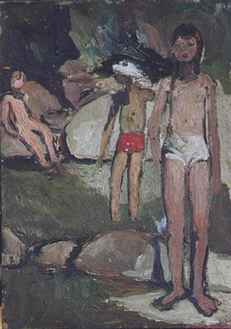 Mattina al fiume