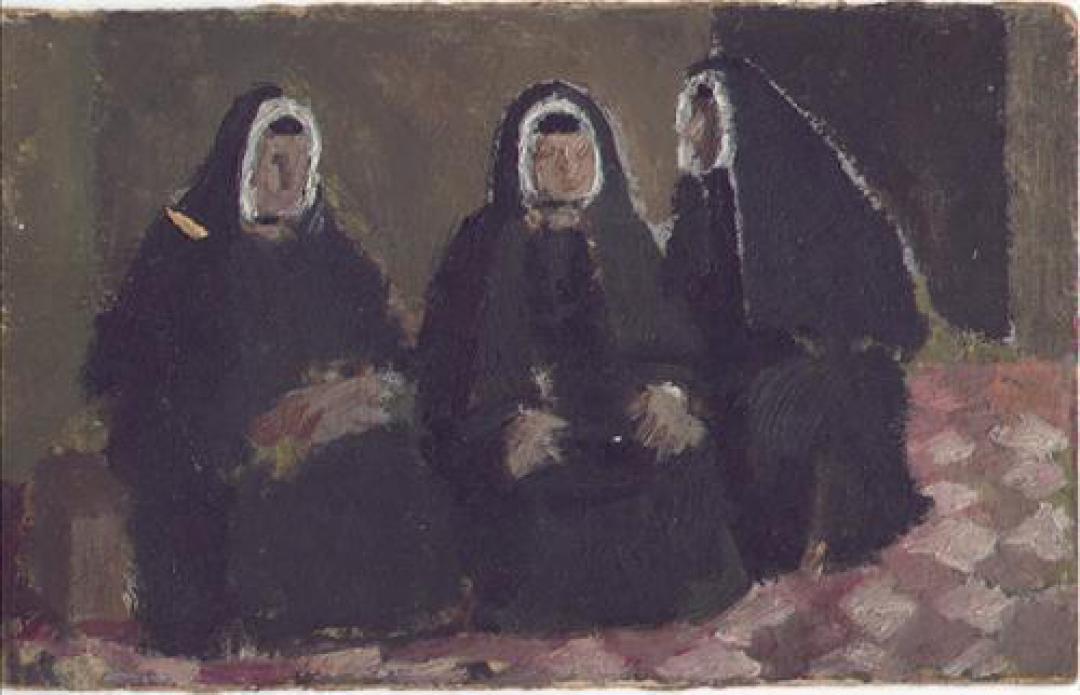 Le tre suorine (Studio)