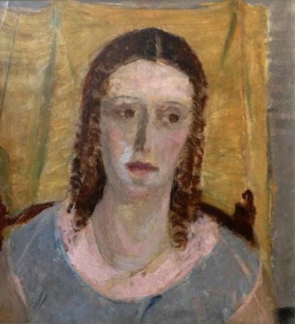 Ritratto della sorella Maria