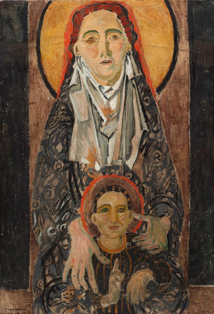 Madonna con figlio