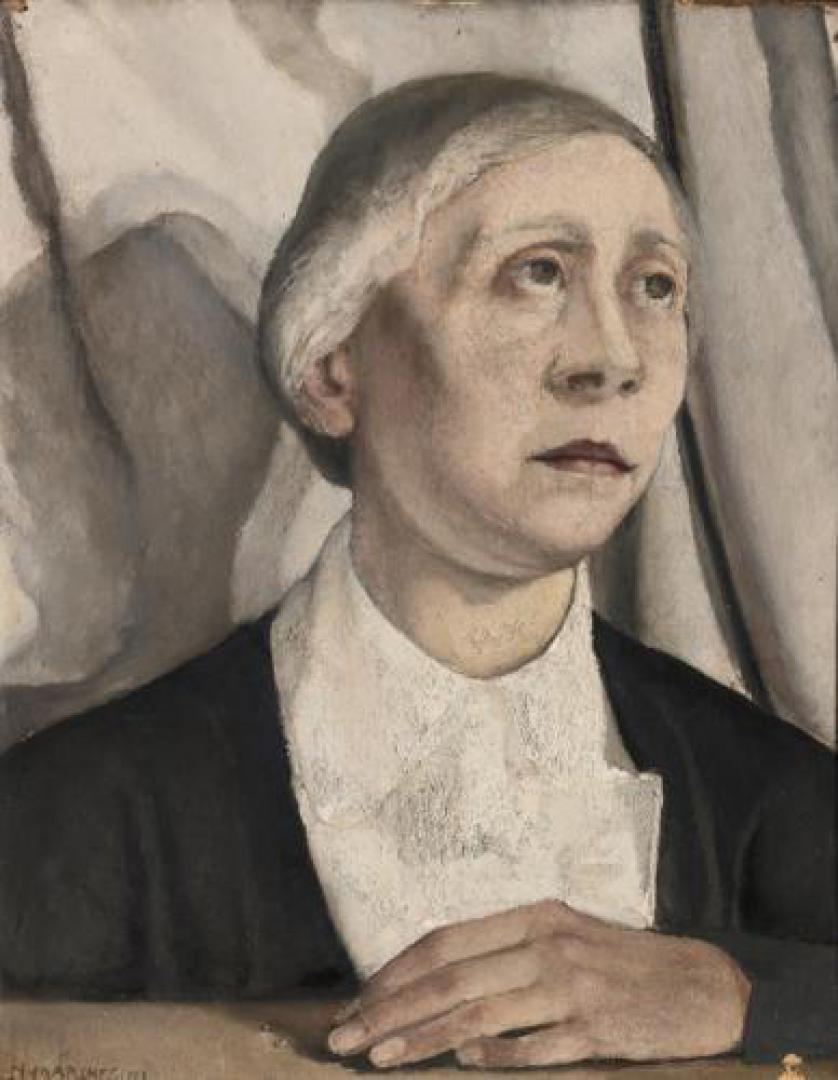 Ritratto di Signora o La madre