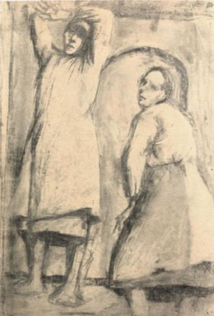 Figure (autoritratti)