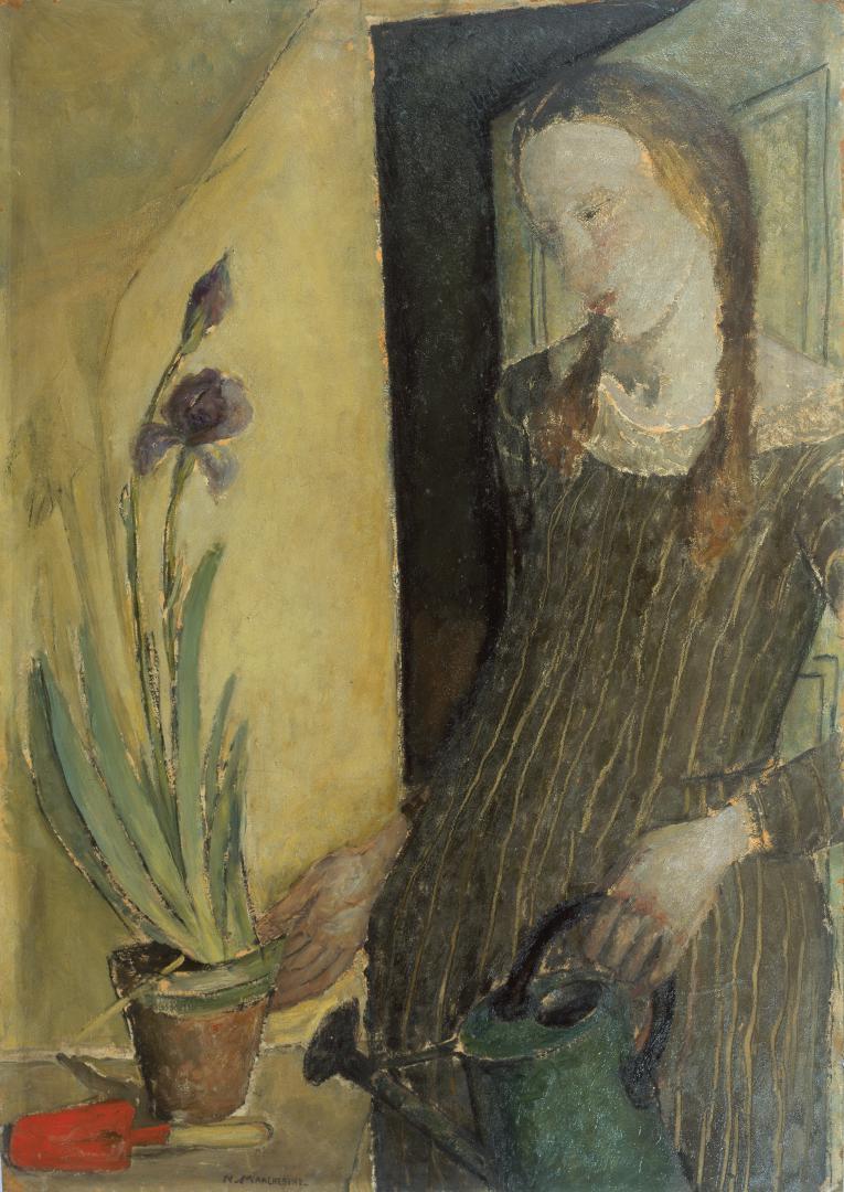 L'ireos (Autoritratto)