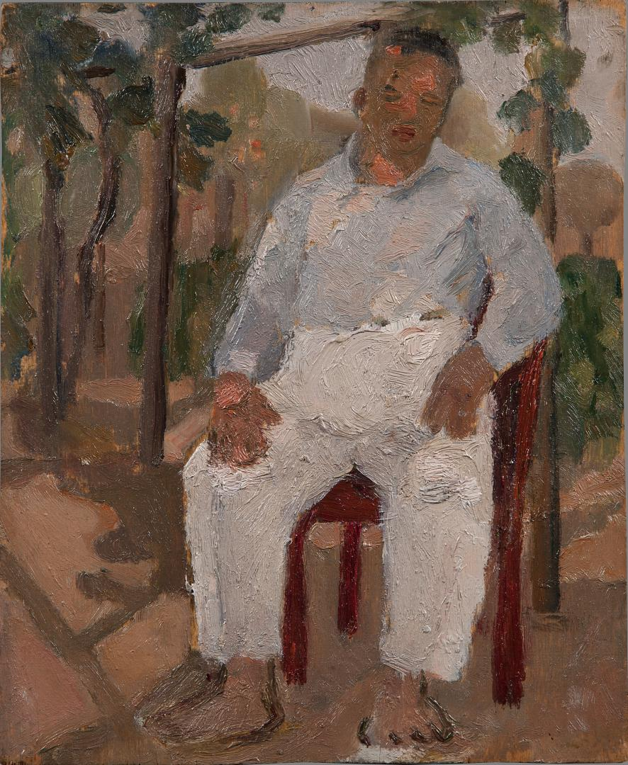 Ritratto di Ugo a Dolonne