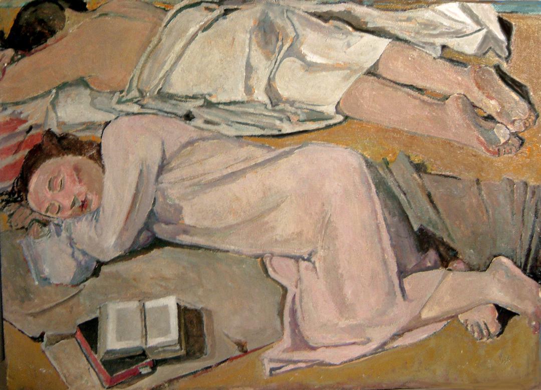Le dormienti (Figure in riposo)