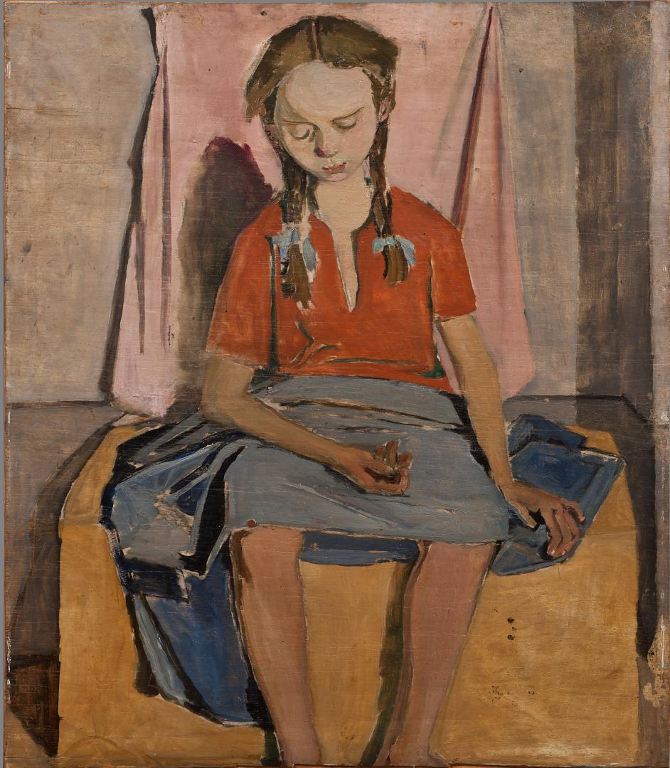 Ritratto della figlia Laura