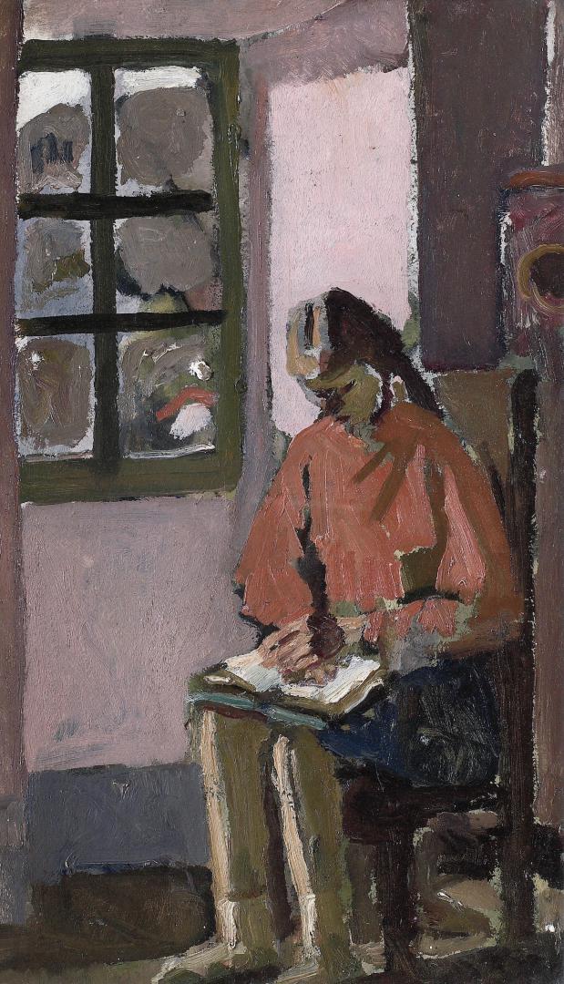 La lettura (Laura)